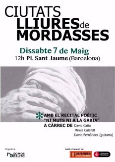 Encuentro de «Ciudades Libres de Mordazas»
