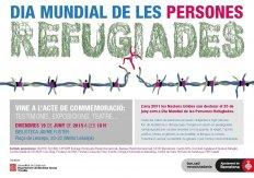 Acte Unitari de commoració del Dia Mundial Persones Refugiades