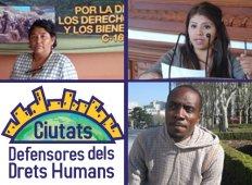 ¿Por qué es un riesgo defender los derechos humanos en América Latina? Diálogos con activistas