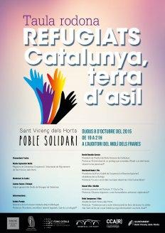 Refugiats. Catalunya, terra d'asil