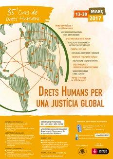 Inauguración del curso anual de derechos humanos: Qué entendemos por justicia global, a cargo de Luis Moreno Ocampo