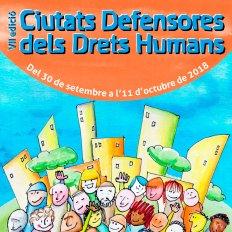 Ciutats Defensores dels Drets Humans 2018. Edició tardor