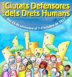 Ciudades Defensoras de los Derechos Humanos 2017