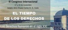 III Congreso El tiempo de los derechos: Los derechos humanos en el Siglo XXI