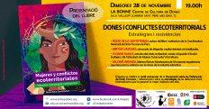 Dones i conflictes ecoterritorials. Estratègies i resistències feministes.