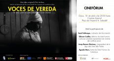 Cinefòrum a Sabdell: Voces de Vereda
