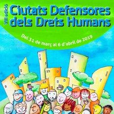 Ciutats defensores dels Drets Humans. Primavera 2019