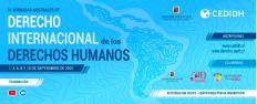 III Jornades Australs de Dret Internacional dels Drets Humans