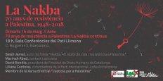 70 anys de resistència a Palestina: La Nakba continua