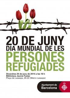 Dia Mundial de las personas refugiadas 2014