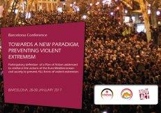Conferència: Vers un nou paradigma, Prevenir l'extremisme violent