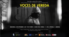 Cinefòrum: Voces de Vereda