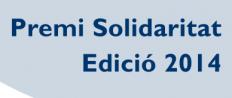 Premi Solidaritat 2014