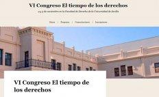 VI Congrés: El tiempo de los derechos