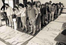 Conferencia sobre experiencias de reintegración de mujeres desmobilizadas en Colombia