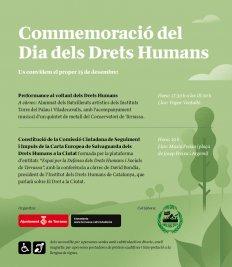 Constitució de la Comissió ciutadana de seguiment i impuls de la Carta Europea de Salvaguarda dels Drets Humans a Terrassa