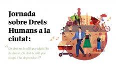 Jornada sobre Drets Humans a la ciutat