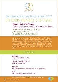 Els drets humans a debat
