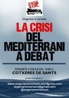 La crisi del Mediterrani a debat