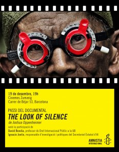 Cineforum: The look of silence