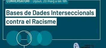 [Conversatorio] Bases de datos interseccionales contra el racismo