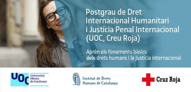 Master universitari de Drets humans, Democràcia i Globalització