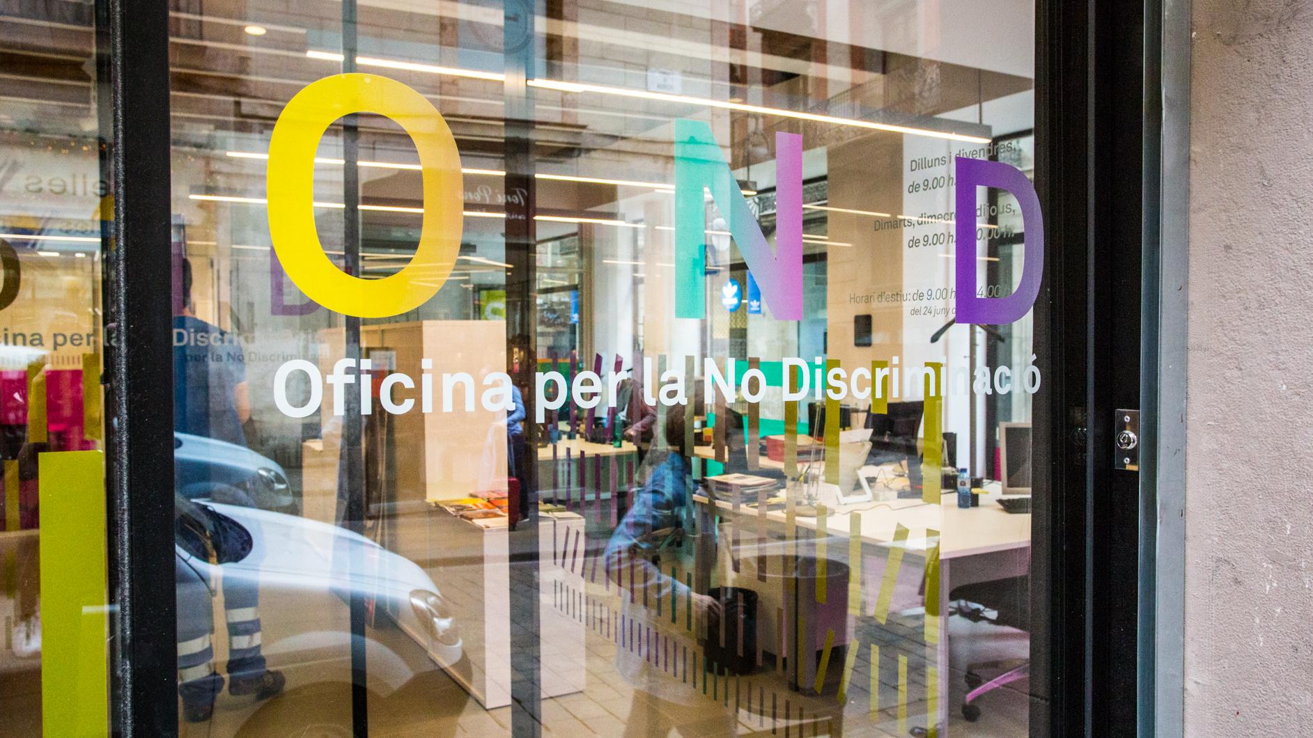 Els drets humans i la No Discriminació des del nostre lloc de treball