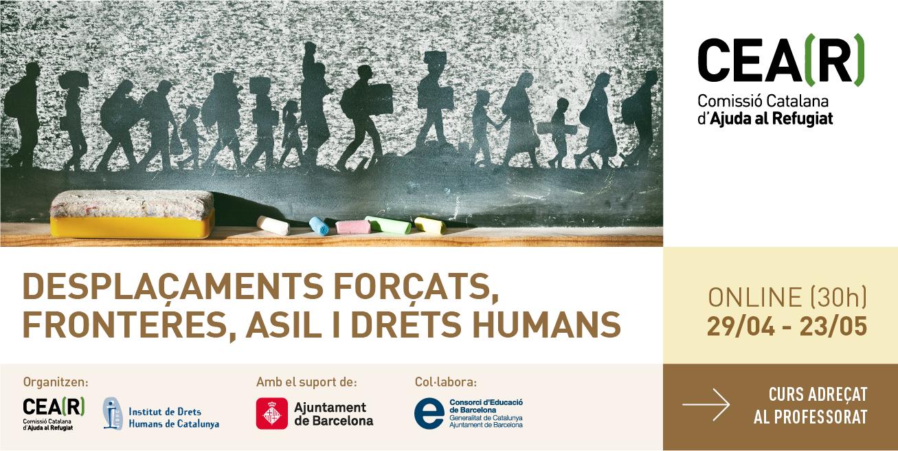 Com treballar els drets humans a l'aula: asil, desplaçaments forçats i fronteres