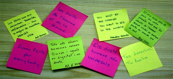 Taller de formació introductori a l'Enfocament Basat en Drets Humans