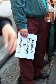 Manifest Contra la impunitat de la dictadura franquista. Justícia per les víctimes i pel jutge Garzón