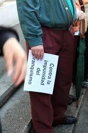 Manifest Contra la impunitat de la dictadura franquista. Justícia per a les víctimes i per al jutge Garzón