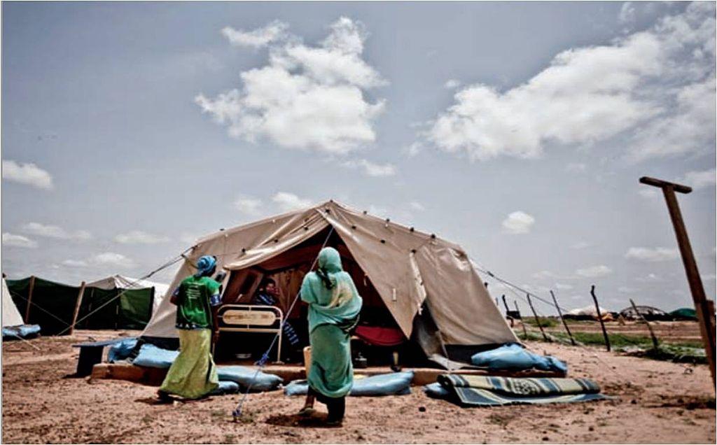 Manifiesto con motivo del Día Mundial de las Personas Refugiadas 2013