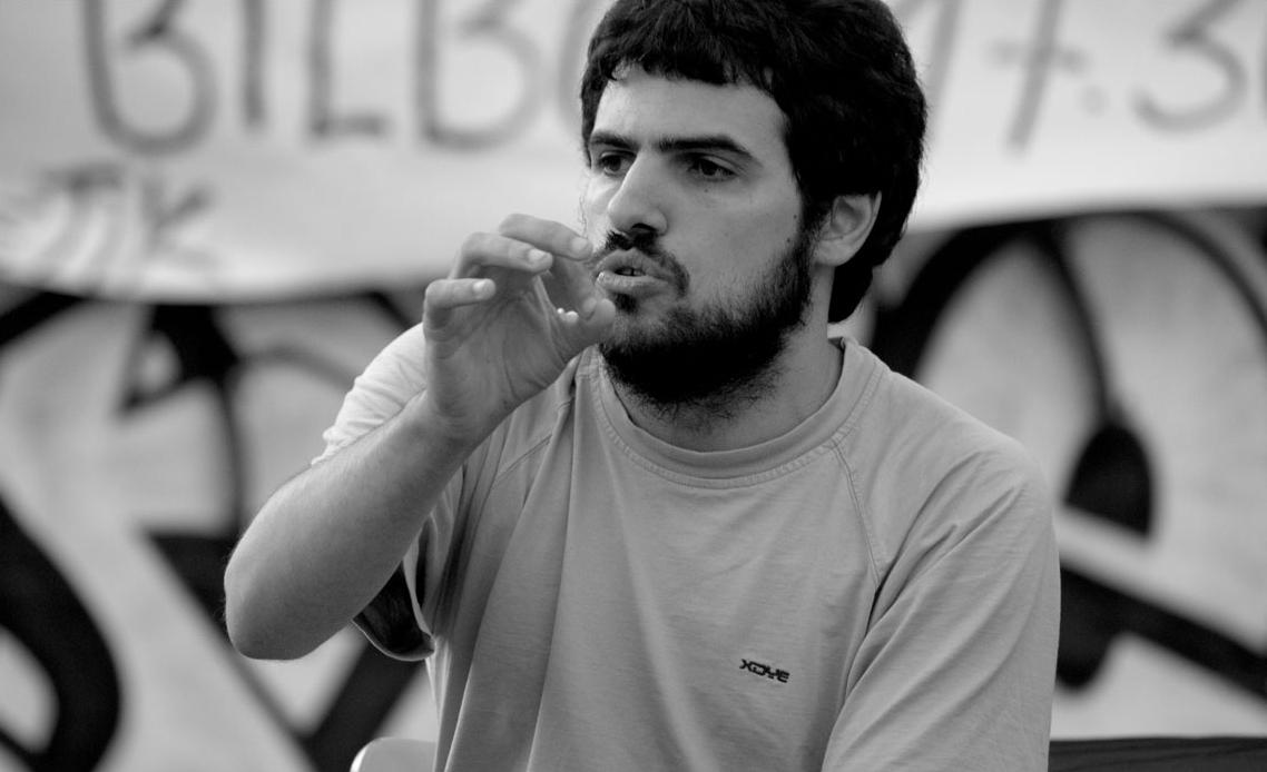 """Comunicado """"Per la llibertat d'Enric Duran"""""""