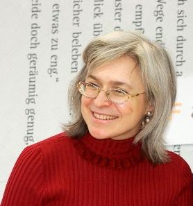 Anna Politkovskaya. Ni olvido ni silencio. Con motivo de la conmemoración del primer aniversario de su asesinato