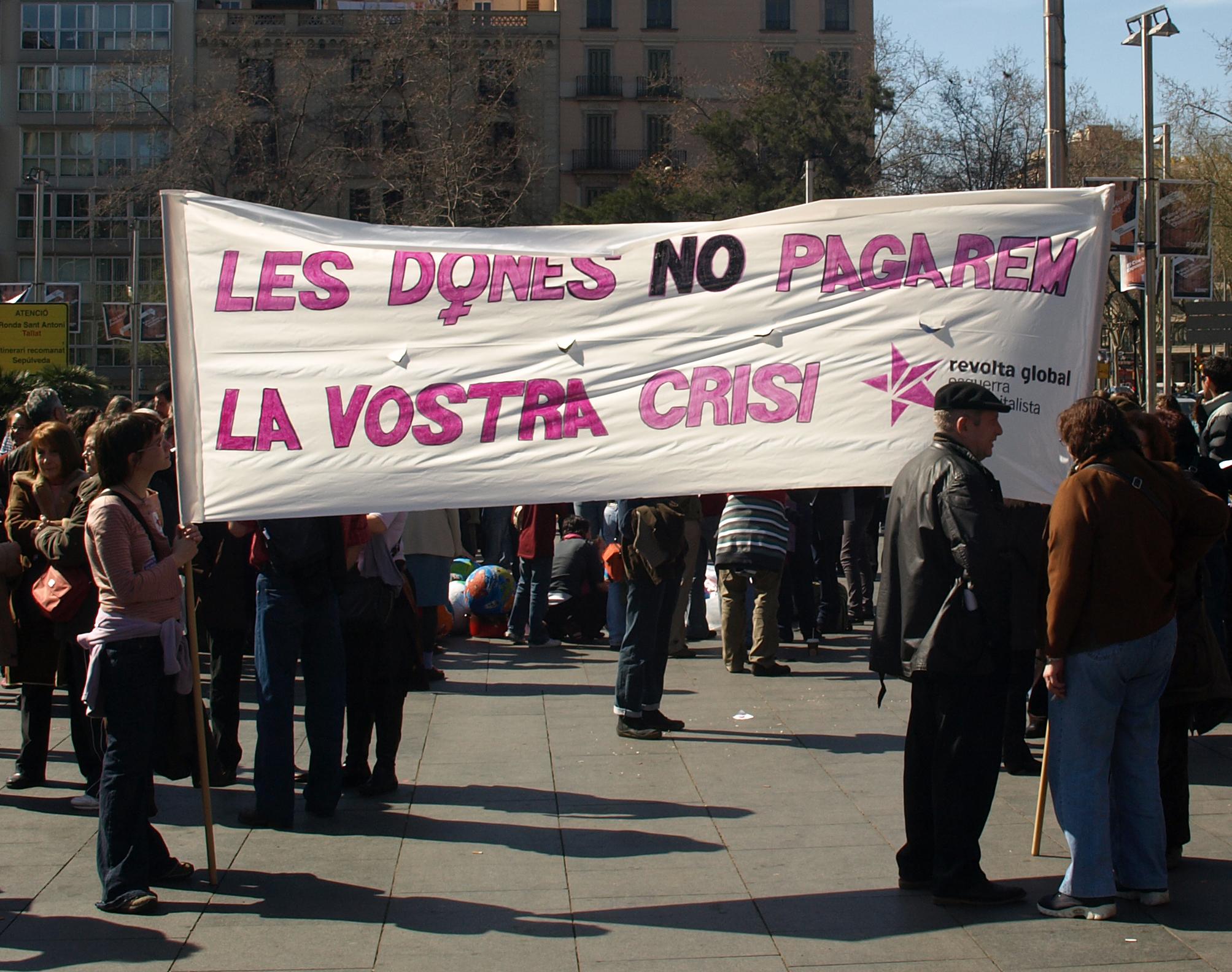 Comunicado: Día Internacional de la Mujer. Derechos Humanos para todas 2009