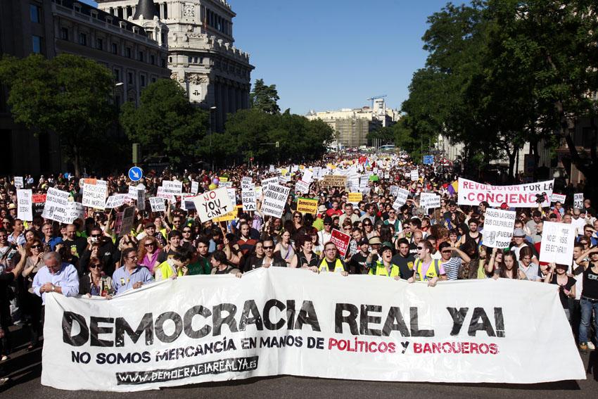 Manifiesto ciudadano ante la crisis del sistema financiero. La sociedad indignada exige juicio a los culpables