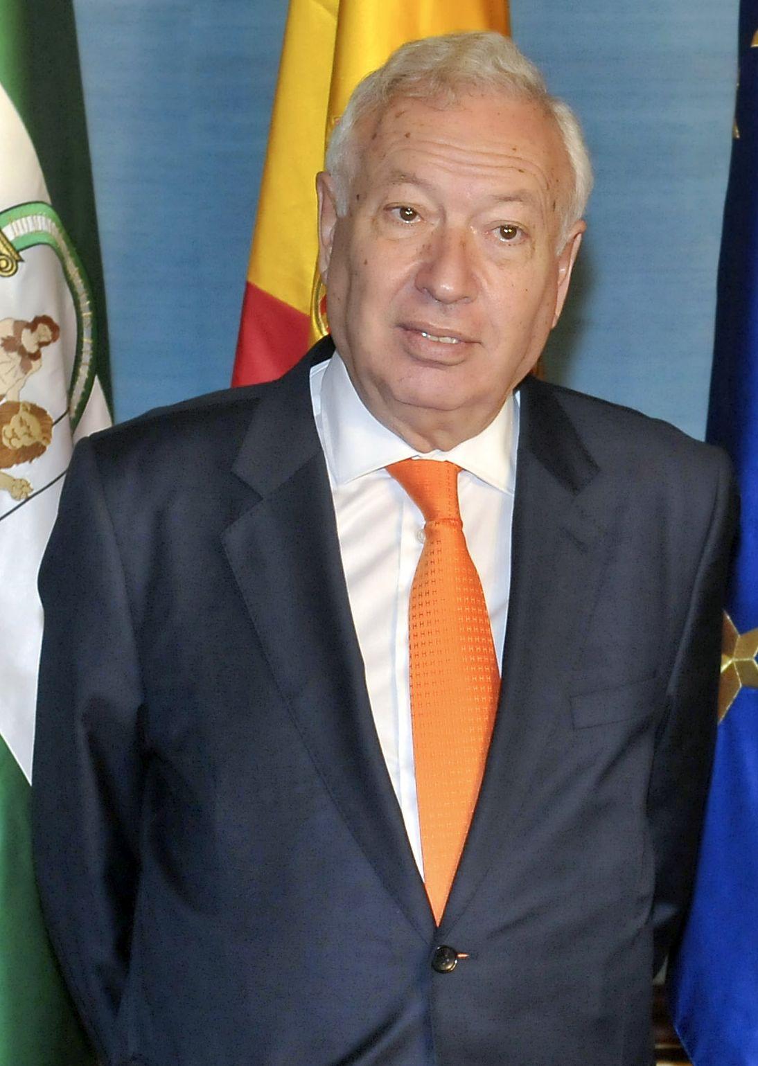 Carta al Sr José Manuel García-Margallo, ministre d'Afers Exteriors i Cooperació