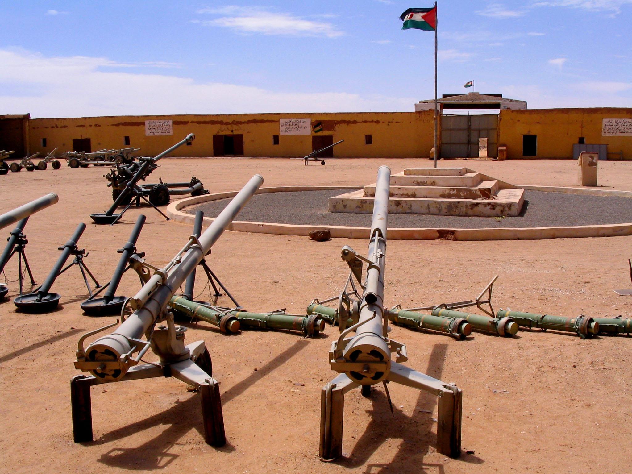 Pacte Social i Polític per a la Descolonització del Sàhara
