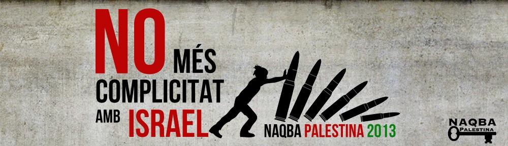 No més complicitat amb Israel