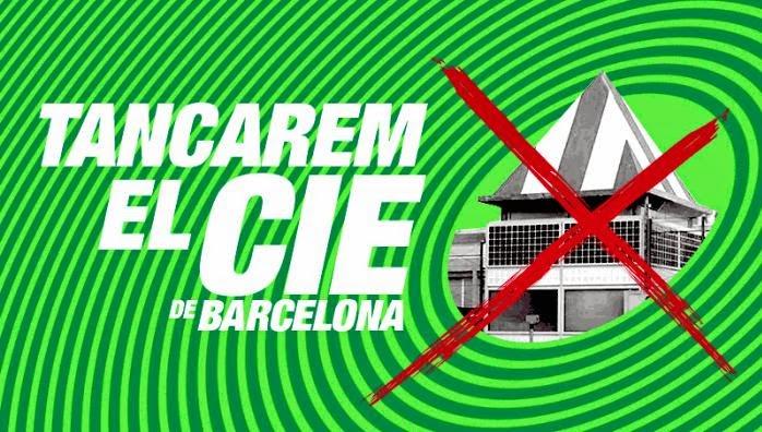 Tanquem el CIE de Barcelona