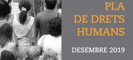 L'Estructura de Drets Humans de Catalunya presenta el Pla de drets humans de Catalunya (2020-2023)