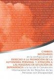 Dret a la promoció de l'autonomia personal i atenció a les persones en situació de dependència