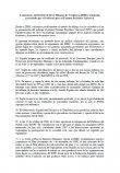 Comentaris de l'IDHC al primer informe presentat pel Govern de l'estat per a l'EPU