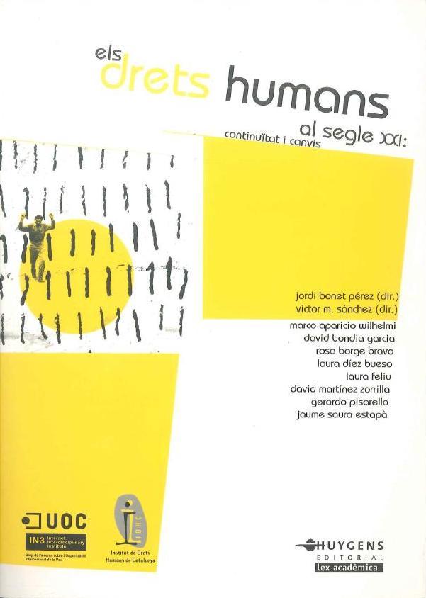 Els drets humans al s.XXI: continuïtat i canvis